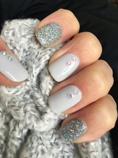Perfect Winter Nail Designs To Make You Feel Warm Trend Nails For Winter;Trend Nails For Winter; Classy Acrylic Nails, Classy Nails, Cute Nails, Pretty Nails, Classy Nail Designs, Winter Nail Designs, Short Nail Designs, Perfect Nails, Gorgeous Nails