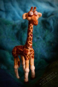 lop-eared giraffe