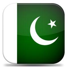 Bandeira do Paquistao