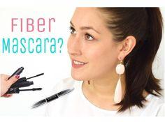 Das Geheimnis langer Wimpern - Fiber Mascara
