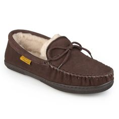 90d5866df3ab Men s Moccasin Sheepskin Slippers Moccasins Mens