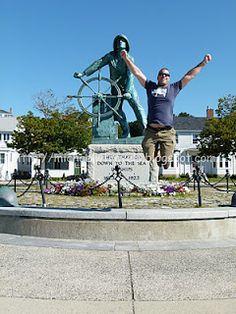 Gloucester Fisherman's Memorial- Gloucester, Ma.