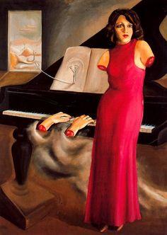 Óscar Domínguez - (Islas Canarias,1906-París,1957)