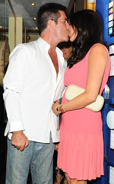 Simon Cowell, Lauren Silverman, are the new parents of a baby boy they named Eric after Simon's dad.