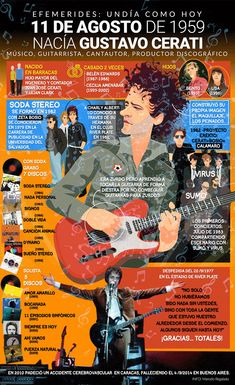 Gustavo Cerati Soda Stereo Soda Stereo, Daddy Issues, 90s Aesthetic, Rock Legends, Interactive Design, Vintage Pictures, Classic Rock, Music Bands, Graphic Illustration