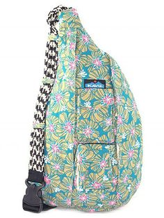 Go With The Flow stocks the best selection of Kavu rope bags in The USA. Spring 2013 rope bags are in-stock. We also carry the largest selection of Limited Edition Rope bags