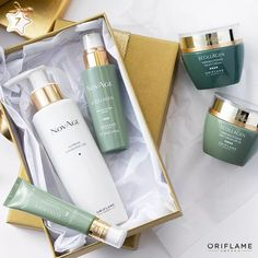 NovAge Ecollagen by OriflameCosmetics❤ MB Supreme, Oriflame Business, Oriflame Beauty Products, Age, Hair Shampoo, Photo Art, Natural Beauty, Skin Care, Personal Care
