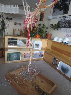Alex - Boulder Journey School Learning Experiences - Wire and String Play ≈≈