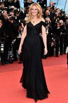 Julia Roberts In Armani Prive – 'Money Monster' Premiere at 69th Cannes Film Festival Premiere