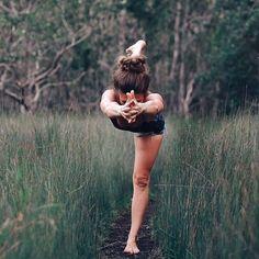 warrior III | yoga