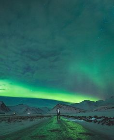 Aurora Borealis spotted in Höfn.