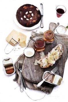 Pratos e Travessas: Bolo de requeijão e mirtilos | Cottage cheese and blueberry cake