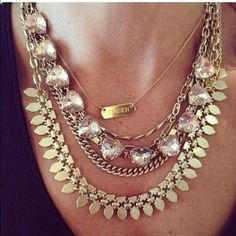 Somervell necklace So cute! Stella & Dot Jewelry Necklaces