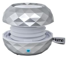 iHome iBT66SC Color Changing Bluetooth Rechargeable Mini Speaker System >>> Be sure to check out this awesome product.