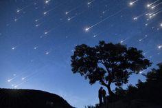 Trois pluies d'étoiles filantes... dans la même semaine ! Tout savoir sur ce qui…