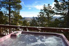 House vacation rental in Evergreen from VRBO.com! #vacation #rental #travel #vrbo 4 Bedroom