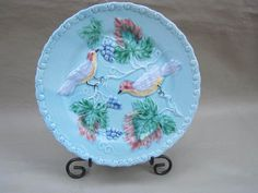 West Germany Decorative Plate