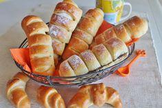 Flauti alla nutella e marmellata, ricetta senza burro   Gli sfizi di Manu...in un SOL Boccone