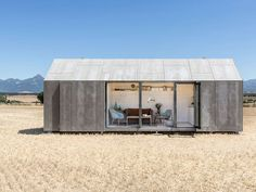 Little Concrete House on the Prairie | Building | Home