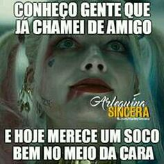 Uma voadora seria melhor... Funny Quotes, Funny Memes, Joker And Harley Quinn, Sad Girl, Wallpaper Quotes, Bff, Laughter, Thoughts, Words