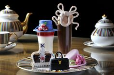 Because you may fancy a luxury fashion tea at the Berkeley #London