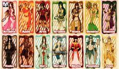 Você sabe quais são os deuses da mitologia grega? Aqui vamos esclarecer quais são os nomes dos deuses gregos e o que cada um representa.
