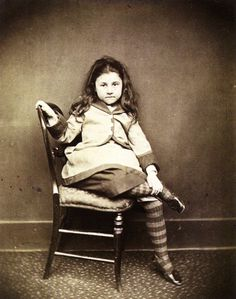 Photos by Lewis Carroll Lewis Carroll, Photographs Of People, Vintage Photographs, Vintage Photos, Antique Photos, Victor Vasarely, Adventures In Wonderland, Alice In Wonderland, Old Pictures