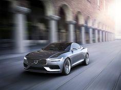 Volvo Concept Coupé – Bildergalerie + Video + Interview