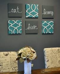 Image Result For Diy Kitchen Wall Art Ideas Eat Pray Love Dining