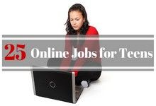 25 Online Jobs for Teenagers: Scam Free Ways Kids Can Make Money
