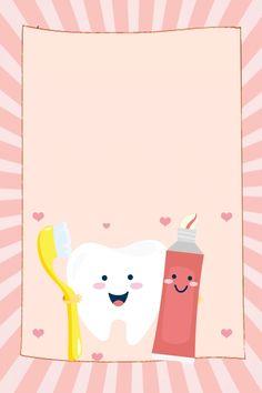 Dentist Art, Kids Dentist, Teeth Dentist, Dental Kids, Teeth Health, Healthy Teeth, Dental Health, Oral Health, Dental Care