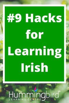 Irish Language Hacks for Seachtain na Gaeilge Gaelic Symbols, Gaelic Words, Irish Gaelic Language, Irish Quotes, Irish Sayings, Scottish Gaelic, Gaelic Irish, Irish Culture