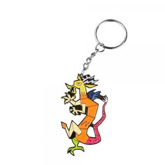 Discord keychain