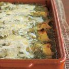 Green Chicken Enchiladas Recipe: Search enchilada on this site for even more recipes.