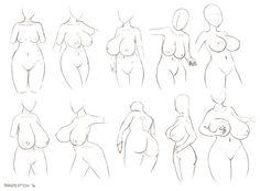 Weekend practice part 1 - bodies by RasBurton