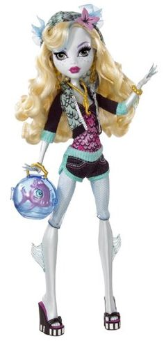 Lagoona Blue Monster High Doll  - dolls Photo. The original!  Can't find at any store. Want!!!