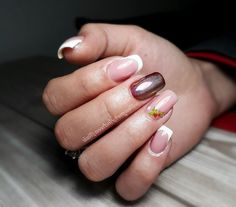 French Nails Design
