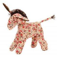 Kathe Kruse Donkey Toy
