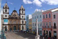 Salvador de Bahia - Brazil.....I'll be there!!