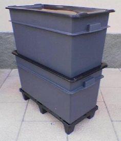 box cassa contenitore inseribile 40x80 h41 con coperchio