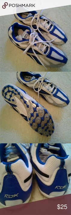 Track Shoe Men's Track Shoe Reebok Shoes Athletic Shoes