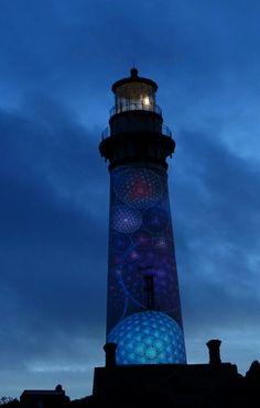 Pigeon Point Lighthouse, Pescadaro CA
