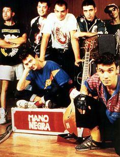 Mano Negra @ ICP Ska Music, Manu Chao, Music Life, Post Punk, Pop Rocks, Zoro, No One Loves Me, Trance, Bob Marley
