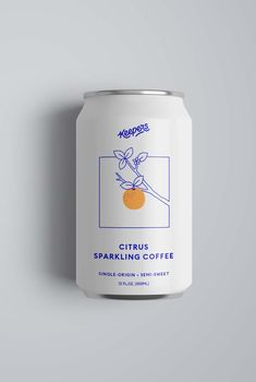 Sparkling Coffee brewed naturally in Brooklyn Keepers Sparkling Co. - Fun Graphics - Ideas of Fun Graphics - Sparkling Coffee brewed naturally in Brooklyn Keepers Sparkling Co. Graphisches Design, Label Design, Brand Design, Design Trends, Package Design, Beer Logo Design, Signage Design, Graphic Design Branding, Blog Design