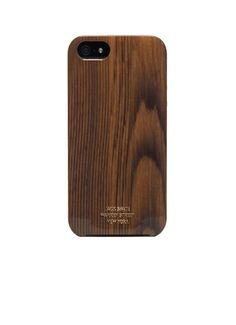 Brown Jack Spade iPhone 5 Case for Men | Bonobos