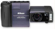 Nikon Coolpix 910