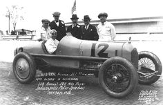 Indy 500 winner 1925: Peter DePaolo  Starting Position: 2  Race Time: 4:56:39.460  Chassis/engine: Duesenberg/Duesenberg