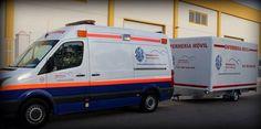 """FOTOGRAFÍA CON TU #UNIDAD O #EQUIPO DESDE VALENCIA  Nuestro compañero @Daniel Martinez Molina, desde la localidad de Puçol, en  #Valencia, nos envió estas imágenes de sus unidades y material, de la empresa """"Ambulancias Sierra Calderona"""".  En la primera, vemos una UVI y el PMA en un dispositivo de caballos y toros en la localidad de Segorbe, hace ahora un año. Y en las siguientes, nos ... http://www.ambulanciasyemergencias.co.vu/2015/09/equipo_26.html #ambulancias #emergencias #tes #tts #svb…"""