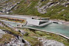 National Tourist Route Trollstigen   Romsdalen, Geiranger Fjord, Norway   Reiulf Ramstad Architects