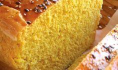 Uma receita saudável de pão de abóbora. Muito prática e rápida e pode ser feita por qualquer pessoa.